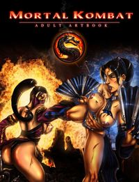mortal kombat kitana hentai ultamisia adult artbook pictures user page all