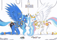 my little pony hentai rule 34 digidredg friendship magic little pony princess celestia luna