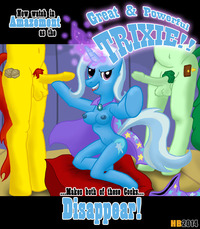 my little pony hentai rule 34 cfdd friendship magic hentai boy little pony trixie lulamoon