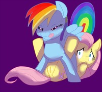 my little pony hentai rule 34 aeb bfe fluttershy friendship magic little pony rainbow dash