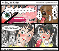 naruto full color hentai manga hentaibedta dog master haruharu dou color translated