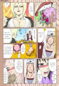 naruto hentai manga in color imglink pets nisemono naruto english color
