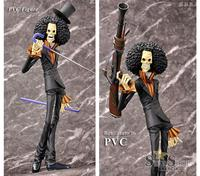 one piece strong world hentai madhouse foto one piece brook strong world edition pvc figure