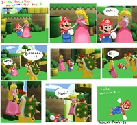 princess peach 3d hentai super mario adventure princess peach hwa morelikethis fanart digital
