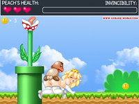 princess peach hentai flash goomba piranha plant princess peach super mario bros vanja