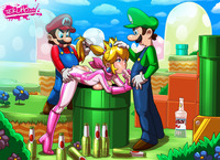princess peach hentai galleries princess peach mario luigi tekuho