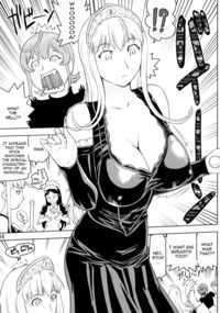 princess resurrection hentai pic hentai kaibutsu shoujo