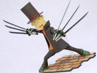 professor layton hentai photos original memes professor layton figure shotgun