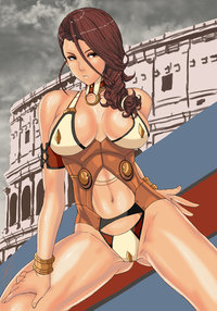 queen s blade hentai manga queen blade branwen shinitachi favourites