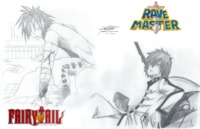 rave master elie hentai crossover mission rave master fairy tail passion khgfg ekibyougami