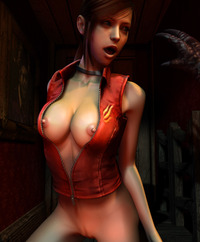 resident evil claire redfield hentai claire redfield resident evil hentai cgi thehentaiworld page