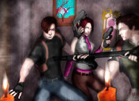 resident evil degeneration hentai prelude zombie wuppin zenlang aug claire redfield resident evil tagme gallery