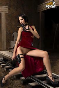 resident evil ge hentai ada wong resident evil cosplay