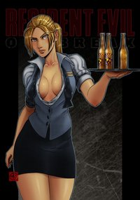 resident evil outbreak hentai lusciousnet cindy lennox roy zen hentai collections pictures album ultimate resident evil collection sorted newest page