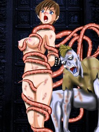 resident evil rebecca hentai cae blush nude rebecca chambers resident evil tentacle prev