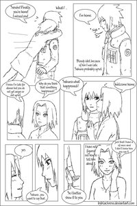 sasusaku hentai doujinshi sasusaku doujinshi unexpected surprise part byblackrose art after holiday