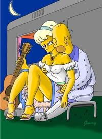 simpson hentai sex bart simpsons