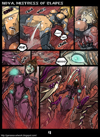 starcraft kerrigan hentai ganassa nova mistress blades page pictures user all