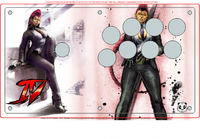 street fighter c viper hentai discussion official street fighter fighstick template thread