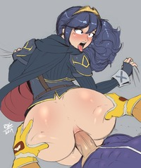super smash bros hentai adf captain falcon zero fire emblem awakening lucina randomboobguy super smash bros