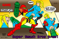 super smash bros hentai metroid samus aran super smash bros extro varia suit rule