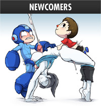 super smash bros hentai sparrow newcomers pictures user page all