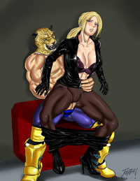 tekken hentai gallery ccf dbe bdf king naranjou nina williams tekken