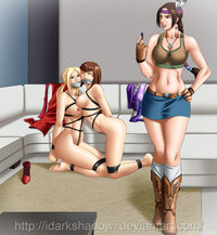 tekken hentai gallery cbfdd anna williams julia chang nina tekken thedarkness
