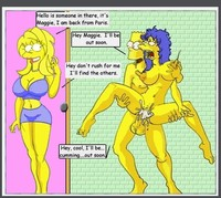 the simpsons hentai porn comics hentai comics simpsons never ending porn story