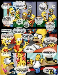 the simpsons hentai porn comics category simpsons porn