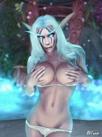 wow hentai lu world warcraft bluegirl hentai pictures album blu