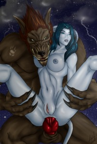 wow hentai lu worgen world warcraft dra hentai pictures album warcr