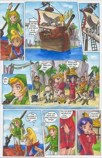 zelda skyward sword hentai comic media legend porn zelda windwaker