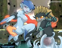 zelda tetra hentai midna video games pictures album
