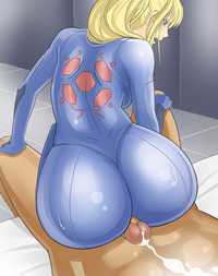 zero suit hentai damn dat ass enough make anyone cum